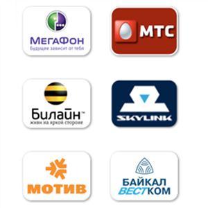 Операторы сотовой связи Кильмези